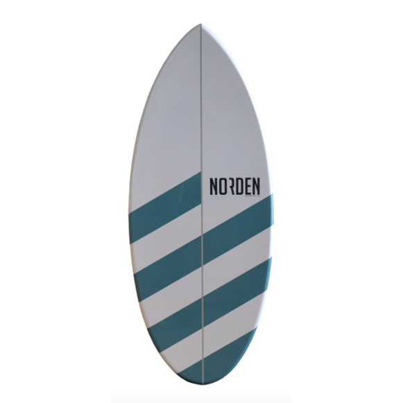 NORDEN SKIMBOARD STRIPED OCEAN