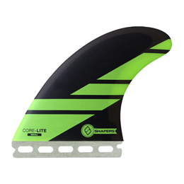 SHAPERS CORE-LITE THRUSTER GREEN