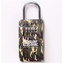 SURF LOGIC KEYLOCK LARGE ARMY