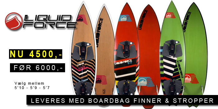 Liquid force surfboards 2012